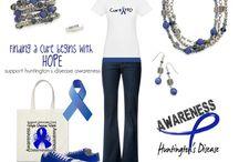 Huntington's Disease / by Nadia Fernandez-Castillo