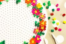 HAMA BEADS / by Angela Turra