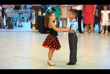kleine Tänzer