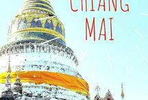 Chiang Mai, Thailand / We've made Chiang Mai our home for the better part of a year, it's such a great place to live!