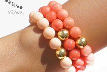 milove / jewelry designed by Milove (www.facebook.com/milovedesign)