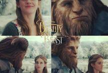 Disney/Beauty and the Beast ❤️