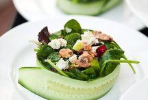Salatalar Tatlı/Tuzlu