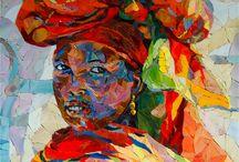 African Mosaics