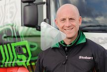 Eddie Stobart Trucks and Trailers / Truck Drivers