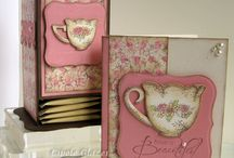 Caixas de Chá