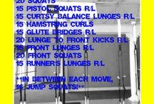 TRX / TRX workouts