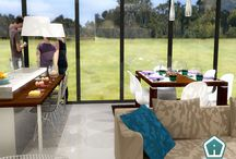 Portfolio rendering cucine / 3d Casa Design - 3d rendering and design services  #3dvisualisation #rendering #3d #homestaging