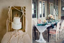 wedding | old world romance / 2014 wedding trend