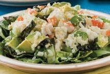 Salads / by Lori Dowhaniuk
