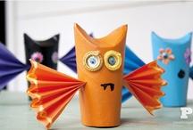 Riciclo creativo per bambini