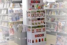 ROCKET DISPLAYS / Retail product and marketing displays