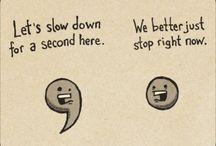 Grammar Tips / by DSC-UCF Writing Center