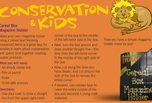 Go Green with the Birmingham Zoo! / The Birmingham Zoo is sharing Conservation and Kids craft projects that are fun for the whole family! Enjoy making these crafts and learning about conservation at the same time!