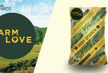 Farm Love Packaging Design