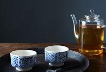 Tea time .