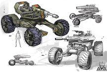 Vehicles (Land)