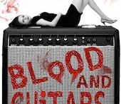 Blood And Guitars Book Covers