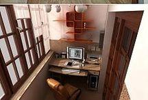 Office/workroom