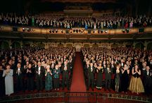 Standing ovation / At curtain call