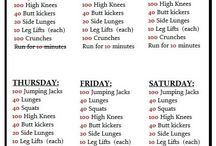 Summer body plan