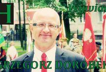 Grzegorz Dorobek i jego książka