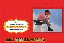 Job & Career Problem