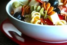 Recipes - soups, salads, pasta & salsa / by Marty Myatt
