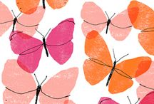 Butterfly pattern inspirations