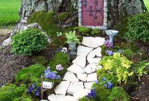 Miniatűr kertek