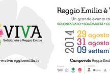 VIVA - Solidarietà a Reggio Emilia / Tre giorni dedicati al volontariato all'interno dell'Arcispedale Santa Maria Nuova