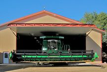 Hydroswing Hydraulic Doors for Agriculture / Hydroswing Hydraulic Doors for farm equipment of any shape and size.