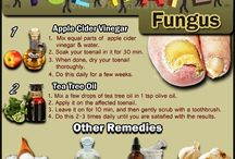 Remedy for toenail fungus
