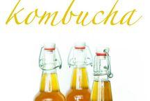 Cultured Foods: Kombucha
