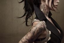 Tattoos&Piercings / by Taylor Bourns