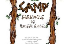 CAMP theme / by Misty Strong