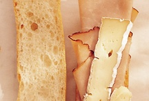 Sandwich, Crostini, Paninnis, etc / by Gina Hernandez