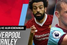 Prediksi Liverpool vs Burnley 16 September 2017