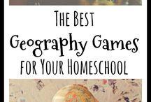 Homeschool Georgraphy