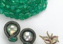 Sea creatures / Mixed ,media jewelry