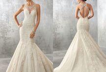 Beautiful local wedding dresses