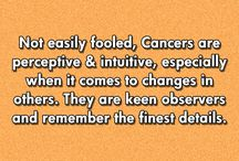 Zodiac Signs Cancer