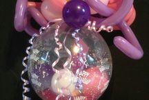 #cadeauballonnen stufferballon  #geschenkballon / Geboorte, huwelijk, verjaardag enz