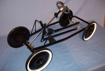 Diy Pedal Car