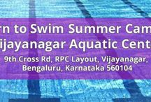 Summer Camps / Beat this summer with the featured swimming camps