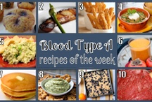 Blood type A posive