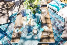 Party Inspiration: Fresh and Coastal