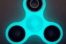 Spinners con luz