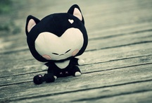 Kastro the cat / Character design - Toy