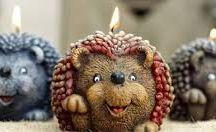 Designové svíčky :)